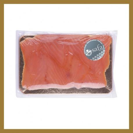 Saumon Fumé de Norvège - Tranches Larges : 160 gr