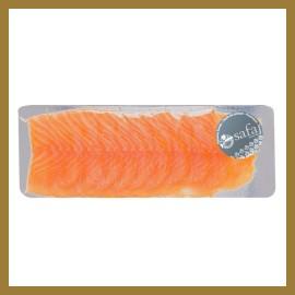 Saumon fumé Atlantique BIO - Grandes Tranches Sélectionnées : 400 gr