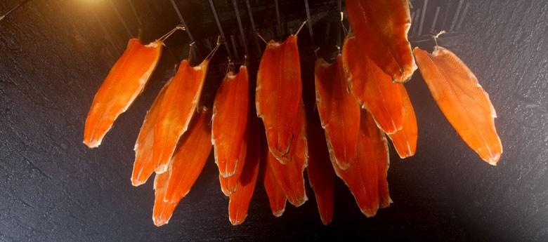 Fumer le saumon est notre art depuis 1926