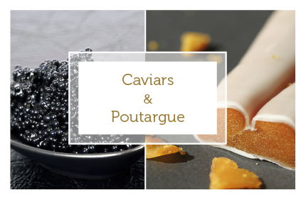 CAVIARS & POUTARGUES