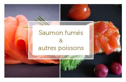 SAUMON FUME & AUTRES POISSONS FUMES